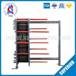 Sistema di ripristino dello scambiatore di calore del gas di scarico della fabbrica per la caldaia