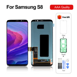 OLED mobiele telefoon LCD touchscreen LCD Display voor Samsung Galaxy S8 Plus