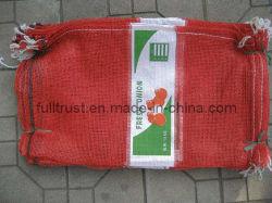L'Oignon rouge Sac avec étiquette