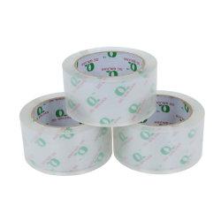 Нет шума не купол Crystal Super Clear BOPP сильный клей упаковочную ленту для упаковки из картона с ISO 9001
