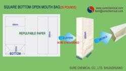 O melhor fornecedor chinês para Dissolvable Saco de papel