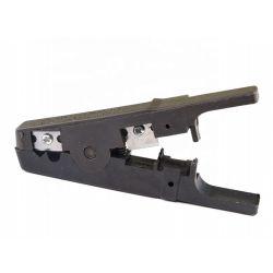 Conector múltiple teléfono coaxial de la cortadora de cable de fibra óptica de mano Herramienta Extractora engastado