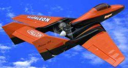 Balsa Nitro avion Falcon 120 (EPP-009)