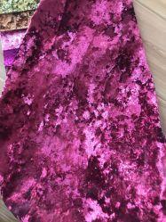 Geweven polyester Home Textiel Sofa stof Vlocking Bekleding meubels Decoratie Stof