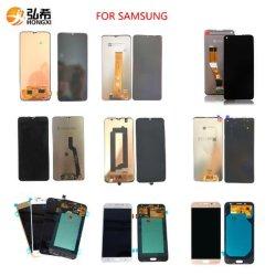 preço de fábrica da China Mobile Acessório telefone toque no ecrã LCD do telefone móvel LCD para A10/A11/A10S/A20/A20S/A21/A30/A30S/A50/A50S/A70/A80 Visor LCD concluída