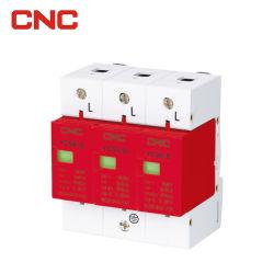20-80ka CC SPD un rayo de la señal de supresor de transitorios Proteger dispositivos protección contra relámpagos Disyuntor Sistema de Energía Solar SPD