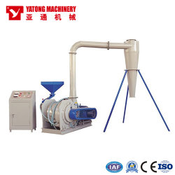 Китайский Yatong высокоскоростной заводская цена ПВХ пластика порошок шлифовальный станок Pulverizer машины