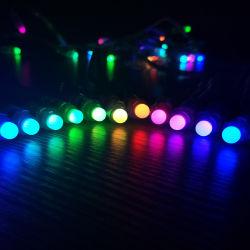 Светодиод Рождество Icicle шторки String фонари
