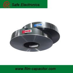 6 pellicola metallizzata lega dell'Zinco-Alluminio di larghezza del micron 35mm