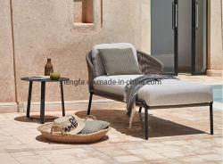 옥외 수영장 비치용 의자 알루미늄 프레임 소파 일요일 침대 2륜 경마차 로비