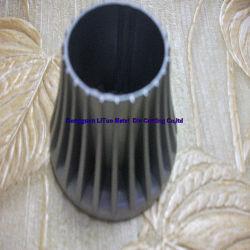 L'aluminium Die lampe eclairage LED Csting le boîtier du radiateur