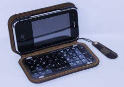 четырехдиапазонный TV WiFi Qwerty мобильного телефона