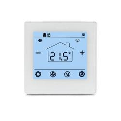 Aplicativo Noise-Free Hotel Digital Termostato para unidade de fan coil/ CE/ Controle de Válvula Moduladora do Ventilador