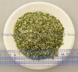 Air séché chinois de ciboulette organique avec la partie verte