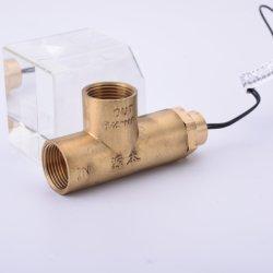 """磁気ピストン流れスイッチリードセンサーNPT 3/4 """"流動水アラーム制御"""