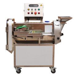 الخضار قطع الفاكهة جذور الآلة الخضار مقسمات / مكعبات / شرائط آلة القص