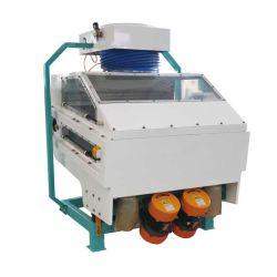 Agricultura La harina de trigo de molienda de grano de arroz de la máquina de procesamiento de la gravedad del separador Destoner