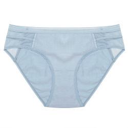 Petite plaine fraîches sexy fashion simple Confortable et respirant Coton Taille Basse mémoires