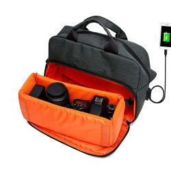 箱防水携帯用レンズの戦闘状況表示板の耐久のデジタル型のカメラ袋