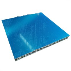 Heißes Tausendstel-Ende-Aluminiumbienenwabe-Panel des Verkaufs-3003h24