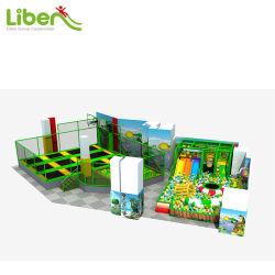 어린이 실내 트램폴린 공원 놀이공원 게임