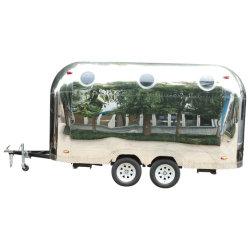 Comida de caravana Carreta Carrinho Alimentar Camping Camper Motorhome Travel Food Reboque Veículo Eléctrico Horse Reboques Carro comida do reboque Van Europa, Alemanha, Austrália