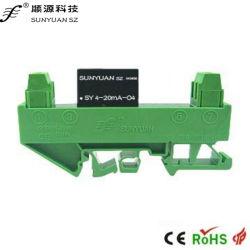 전압 신호 I/V 변환기에 2선식 센서 수동태 또는 루프에 의하여 강화되는 4-20mA