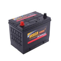 Jeje alimentation en usine plomb batterie de démarrage de voiture batterie 12V CMF N70 alimentation Visca
