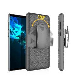 OEM paste Mobiele Nota 9 van de Melkweg van Forsamsung van het Geval van de Telefoon Geval aan met Schokbestendige PC voor het Geval van de Dekking van Samsung