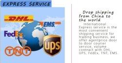 DHL، TNT، UPS، خدمة فيديكس السريعة/النقل الجوي من الباب إلى الباب الشحن من الصين إلى الكاميرون