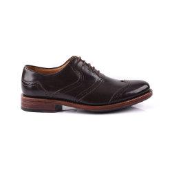 Neue Form-Qualität schnüren sich oben Kleid-Schuh-Mann-lederne Geschäfts-Schuhe
