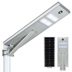 30W impermeável IP67 Sensor de Movimento Piscina todos em uma rua de LED Solar Iluminação de Jardim