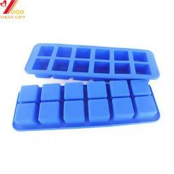 Bandeja de cubitos de hielo de silicona personalizadas /cubito de hielo/Ice maker