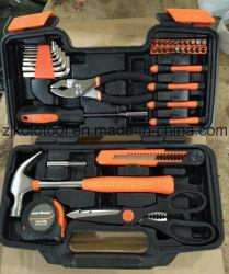 Les outils simples pour la famille facile à utiliser, 39pcs Jeu d'outils à main