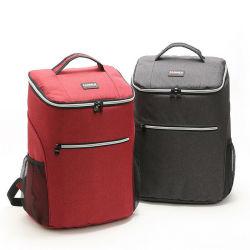 Personalizza la borsa porta vino in bottiglia grande promozionale Bento Travel Borsa termica per picnic isolata con zaino