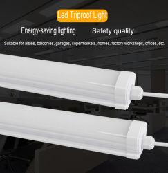 1200mm 36W LED Streifen-Licht Tri-Beweis Reinigung-Lampen-integrierte Halter-Lampen-Leuchtstofflampe