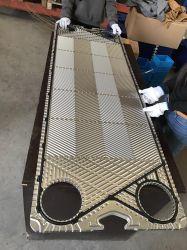 Piatto dello scambiatore di calore di flusso trasversale del piatto di Apv A085 SS316L 0.6mm