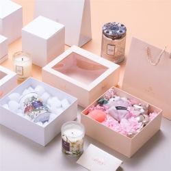 고품질 주문을 받아서 만들어진 선물 서류상 포장 아트지 상자