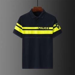 Los hombres Camiseta POLO MANGA CORTA de desgaste de la promoción del deporte del golf