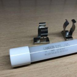 Une LED en verre de type T5 Remplacement direct pour éclairage du tube fluorescent 5.5W/13,7 W avec ballast électronique