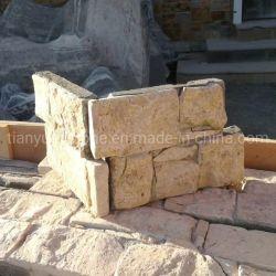 Наружные защитные элементы Доски настенные панели угловой камень