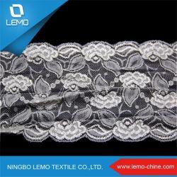 Étoffes de bonneterie chaîne 90% Nylon 10% Spandex tricot dentelle