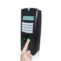 (ModelF08) het Biometrische Apparaat van de Opkomst & Van het Toegangsbeheer van de Tijd van de Vingerafdruk
