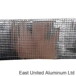 De zilveren Hittebestendige Isolatie van de Aluminiumfolie van de Overdracht voor Dakwerk
