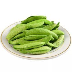 Petiscos saudáveis de elevada qualidade congelar vegetais secos Fd Pea Pod
