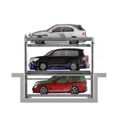 Certificação CE Lift-Sliding Estacionamento Puzzle Sistema de imobilização automático