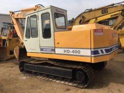 Poids de fonctionnement du godet 10500kg & 0,5m3 utilisé Kato excavatrice chenillée HD400