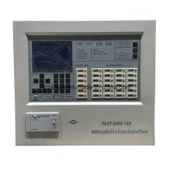 نظام التحكم في إنذار الحريق بوصلة إدارة السلامة بالمبنى المركزي