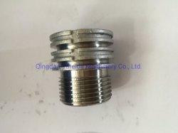 Kundenspezifischer Edelstahl 304 CNC-maschinell bearbeitenteile