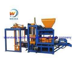 Qt4-15s linea di produzione di macchine idrauliche per la produzione di blocchi di calcestruzzo ampiamente utilizzata Con alta qualità